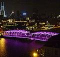 外白渡桥 Wàibáidù Qiáo - panoramio.jpg