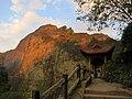 水月亭与天游峰 - Shuiyue Pavilion and Tianyou Peak - 2015.11 - panoramio.jpg