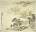 王翬、楊晉、顧昉、王雲、徐玫 仿古山水圖 冊 紙本-Landscapes after old masters MET ASA303.jpg