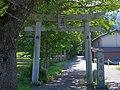 葛城一言主神社の鳥居 御所市森脇 2013.5.24 - panoramio.jpg