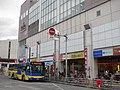 藤井寺駅北口バスのりば 2012.9.07 - panoramio.jpg