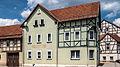 -110 Kulturdenkmal in Uhlstädt-Kirchhasel,Gemeinde Niederkrossen Nr. 27 Kindergarten.jpg