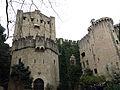 003 Castell de Santa Florentina (Canet de Mar), façana est.JPG