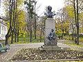 007. Lomonosov. Monument M.V. Lomonosov.jpg
