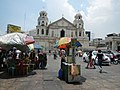 0196jfQuiapo Central Church Plaza Manila Bridge Riverfvf 02.jpg