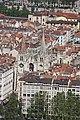 028. Photo prise depuis les toits de la Basilique Notre-Dame de Fourvière.JPG