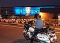 060910-N-4357E-001 Captain Rich Alt of the Arlington, Virginia Police Department, monitors the Freedom Walk.jpg