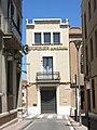 067 Casa al c. Església, 1 (Sant Sadurní d'Anoia), des del c. Francesc Moragas.jpg