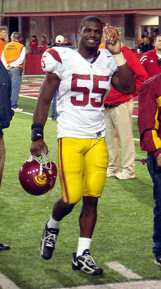 Keith Rivers - Rivers in 2007 while at USC