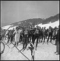 1.4.71. Ski. Les journalistes à Buzet-sur-Neige (1971) - 53Fi6605.jpg