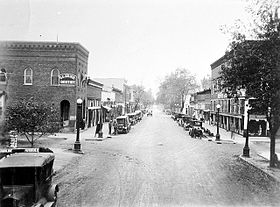 100 Block South Vine street looking South from railroad..jpg
