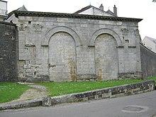 Porte Gallo-romaine - Langres (Лангр), Шампань-Арденны, Франция - достопримечательности