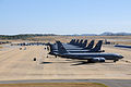 117th Air Refueling Wing - KC-135s on Flightine.jpg