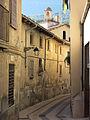 126 Can Cavaller (Monistrol de Montserrat), façana nord, c. Sant Pere.JPG