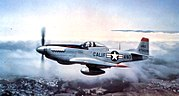 144th Fighter Wing - North American F-51D-30-NA Mustang 44-74825 1948