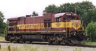 Eesti Raudtee - GE C36-7i 1517