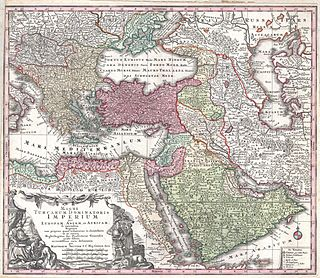 Administrative division of the Ottoman Empire