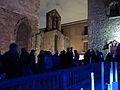 176 Pati de ca l'Ardiaca i capella de Santa Llúcia, durant el festival Llum BCN.JPG