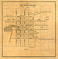 1840 Map of Huntsville, Alabama.jpeg