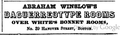 1851 Winslow HanoverSt BostonDirectory.png