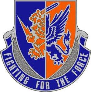 35th Combat Aviation Brigade (United States) - Image: 185 Avn Rgt DUI