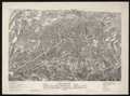 1878 map Worcester Massachusetts byBailey BPL 10182.png