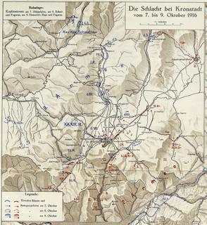 World War I battle