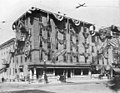 1919 - American Hotel Decorated after Armistice.jpg