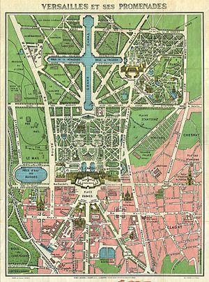 Gardens of Versailles - Wikipedia on