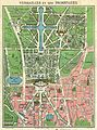 1920s Leconte Map of Paris w-Monuments and Map of Versailles - Geographicus - ParisVersailles-leconte-1920s - 2.jpg