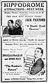 1921 - Hippodrome Theater - 22 Jan MC - Allentown PA.jpg