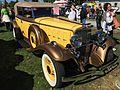 1932 Nash Advanced Eight 4-door convertible (CCCA Full Classic) at 2015 AACA Eastern Regional Fall Meet 01of17.jpg
