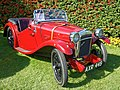 1933 Austin 7 Arrow Sports at Capel Manor, Enfield, London, England.jpg