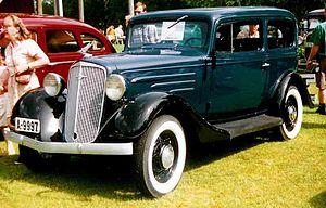 Chevrolet Standard Six - Image: 1934 Chevrolet Standard DC Coach
