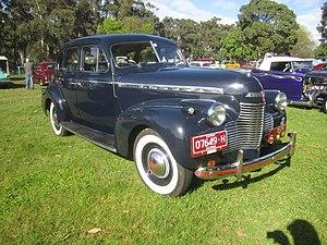 Chevrolet Deluxe - 1940 Chevrolet Special Deluxe