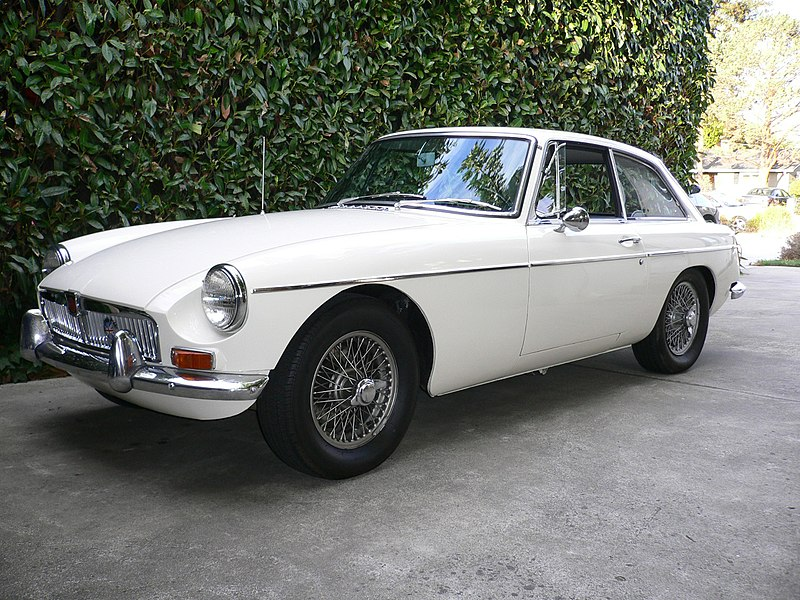 mg mgb howlingpixel  Early Mgb D Type Overdrive Under Hood Ponents And Wiring 1966 mgb gt jpg