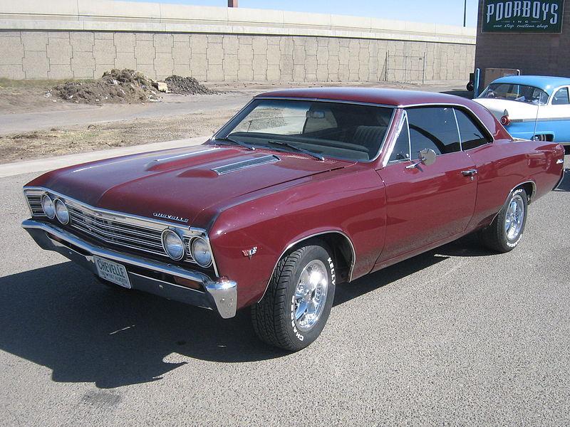 File:1967 Chevrolet Chevelle (2398756453).jpg
