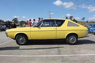 Renault 15 and 17 - 1976 Renault 17 Gordini