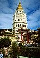 1985 Kek Lok Si temple. Penang. Spielvogel Archiv.jpg