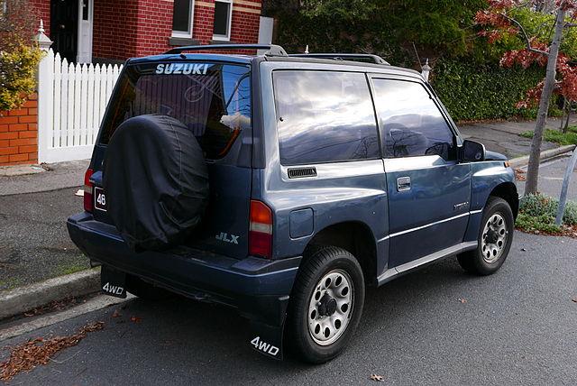 Hardtop Suzuki Vitara Gebraucht