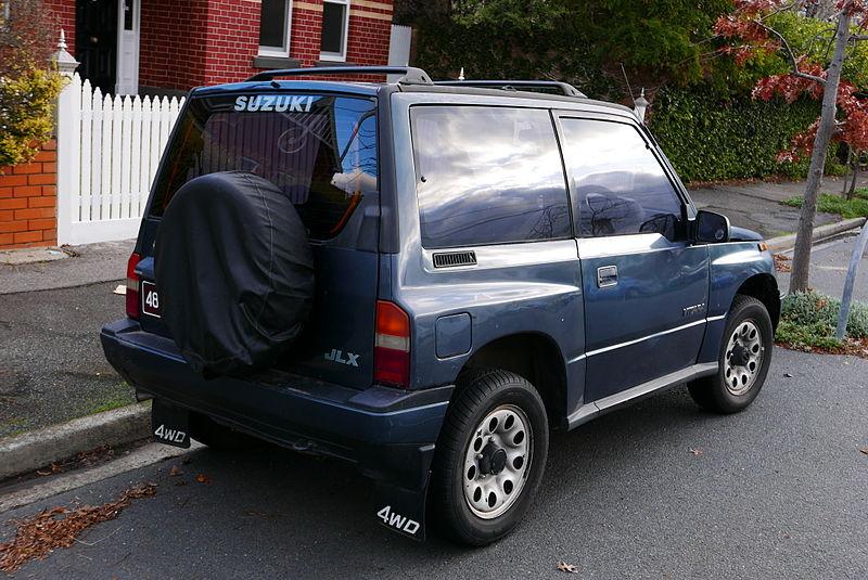Suzuki Vitara Age Conversion