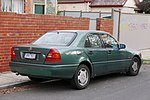 1994 Mercedes-Benz C 180 (W 202) Classic sedan (2015-06-15) 02.jpg