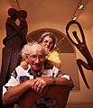 1995 - Chaim &Rachel in Boca - 1995.jpg