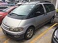 1996-1997 Toyota Estima Lucida (TCR10G) X Luxury Minivans (11-10-2017) 01.jpg