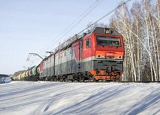 Tomsk–Tayga railway line