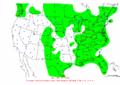 2002-11-16 24-hr Precipitation Map NOAA.png
