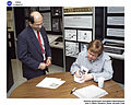 """2005 Women's History Month Celebration, Book signing of """"The Mercury 13"""" by the author. DVIDS831193.jpg"""