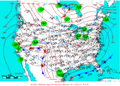 2006-02-19 Surface Weather Map NOAA.png