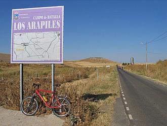 Arapiles, Castile and León - Image: 20060706 Arapiles Campo de Batalla