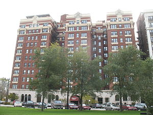Hampton House (Chicago) - (October 2006)